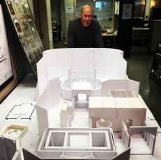 Xavier Mansion Set Model