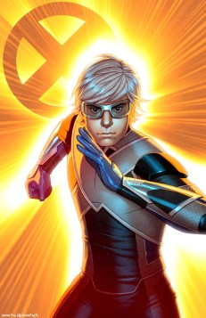 Quicksilver by Jamie Fay