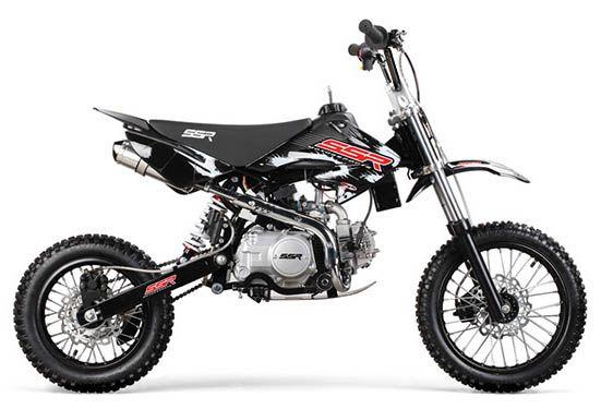 ssr sr125 auto 2021 125cc pit bike full auto