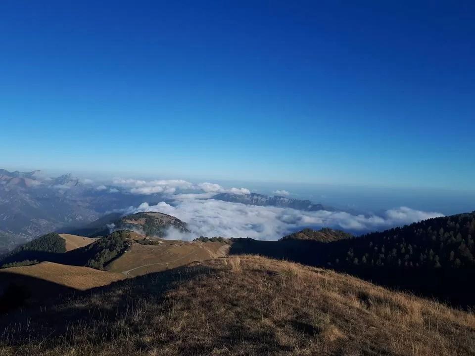 GR52 trek dans les alpes du sud