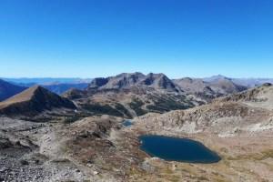 Lac des alpes GR5