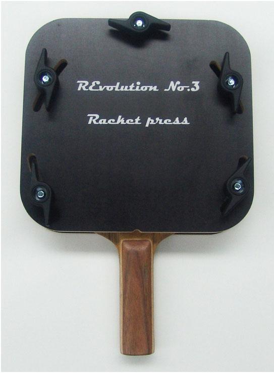racket press