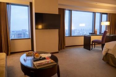 シャングリラ台南 (Shangri-La's Far Eastern Plaza Hotel, Tainan) : ホライゾンクラブデラックスルーム