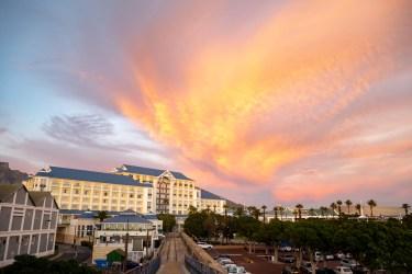 The Table Bay Hotel (テーブルベイホテル) 〜ケープタウンで安全なホテル〜