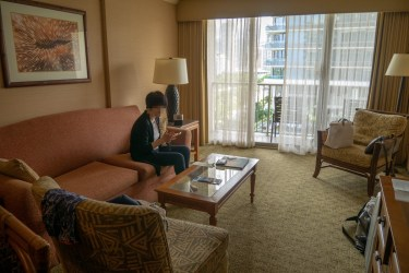 Outrigger Reef Waikiki Beach Resort (アウトリガーリーフ) 部屋:Family Suite
