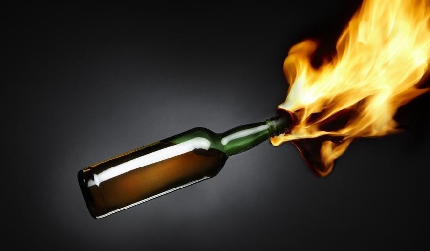 Вночі у Харкові підпалили будинок екс-командира поліцейської роти