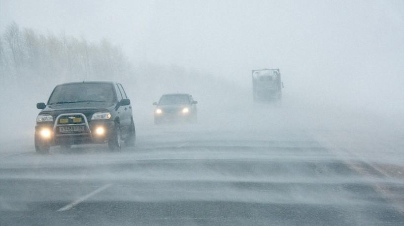Рятувальники оголосили на Харківщині штормове попередження