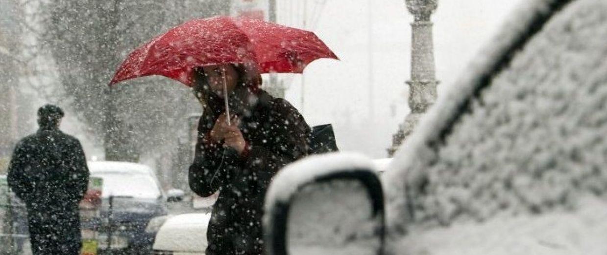 Рятувальники попереджають про морози і снігопади