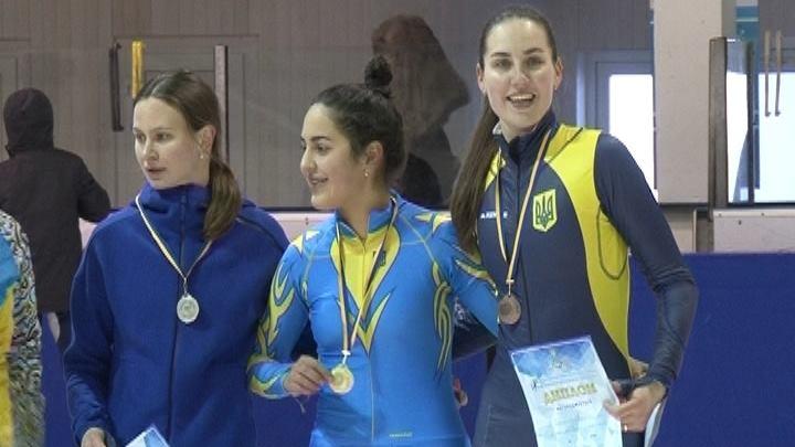 У Харкові пройшов чемпіонат України з шорт-треку