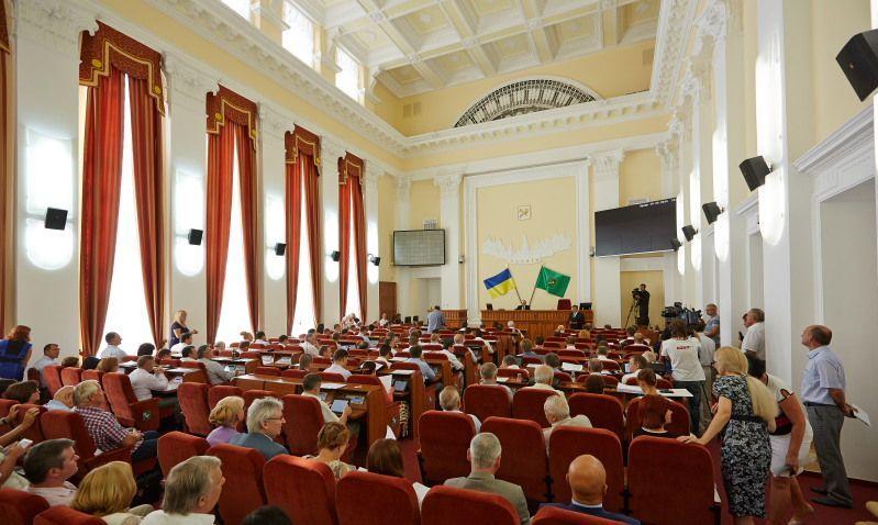У день сесії Харківської міської ради будівлю пікетуватимуть
