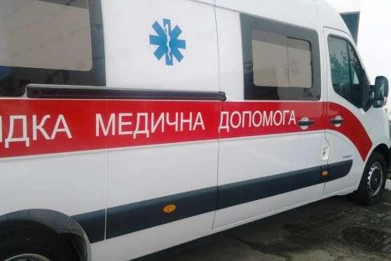 На медиків швидкої допомоги напали в Балаклійському районі