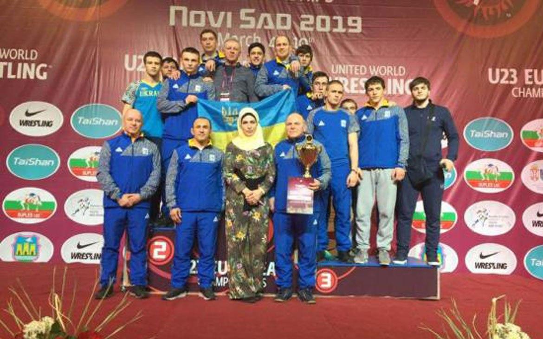 Харківський борець завоював бронзову медаль чемпіонату Європи