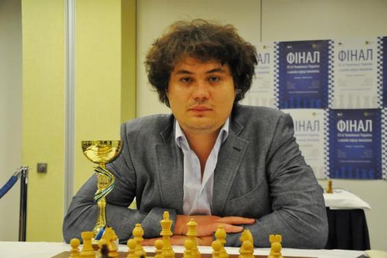 Харківського шахіста названо кращим в Україні