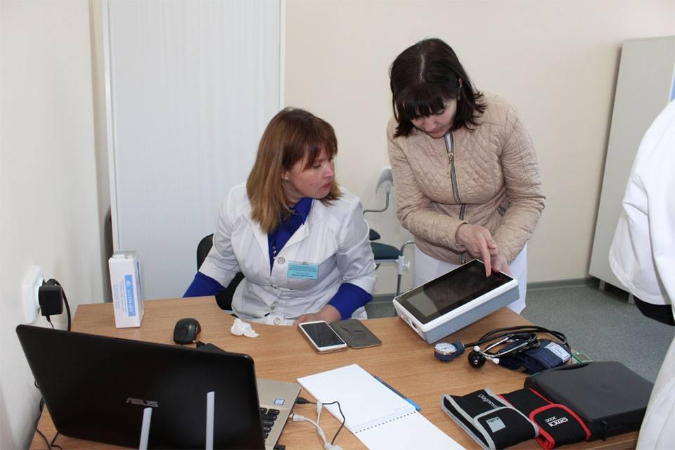 У Краснокутському районі Харківщини відкрили нову амбулаторію