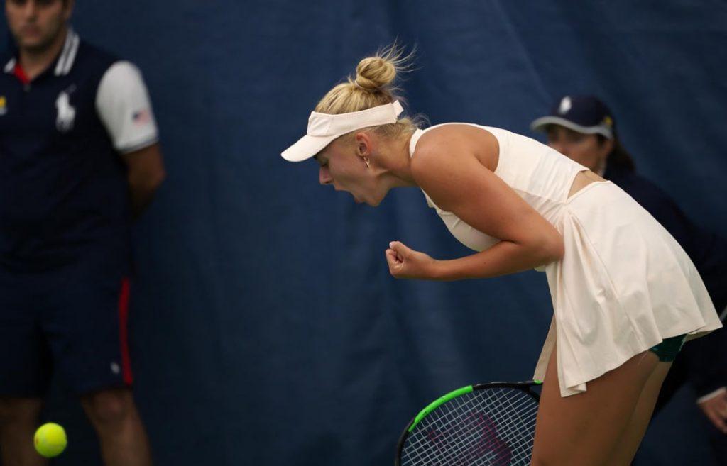 Харківська тенісистка пройшла у другий раунд турніру