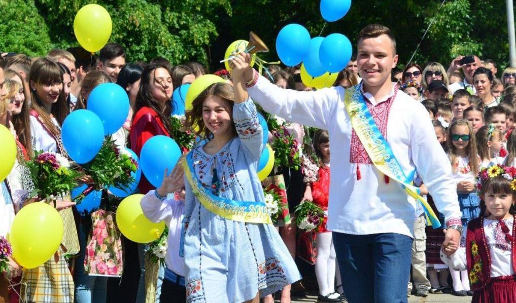 Цьогоріч на Харківщині випускається 33 тисячі учнів
