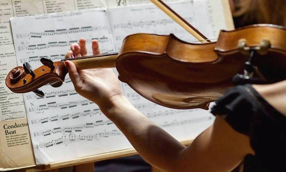 Сьогодні на вулиці виступить симфонічний оркестр