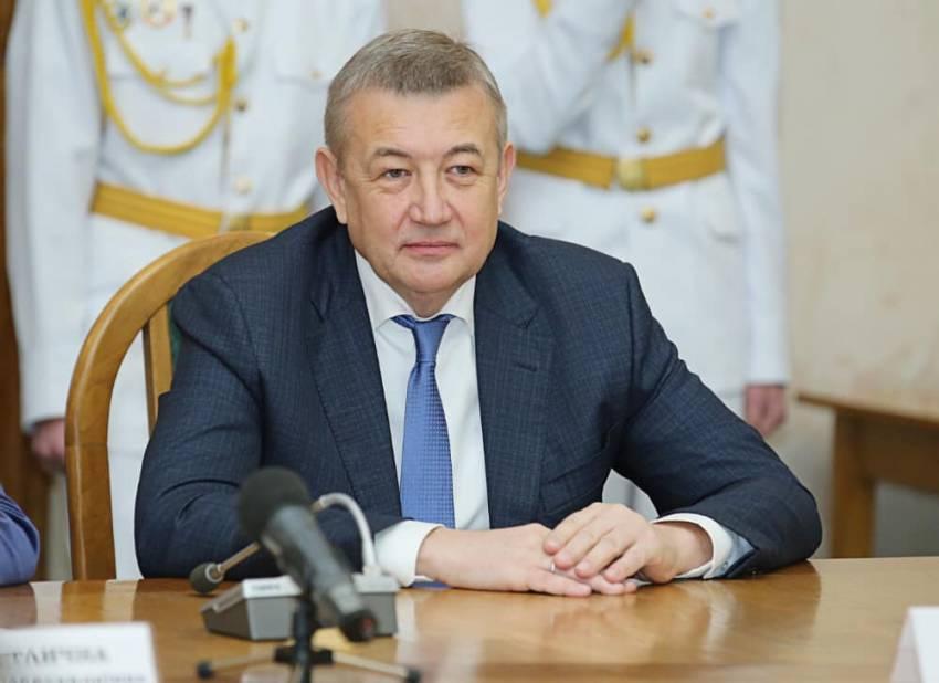 С.Чернов розповів про подальшу співпрацю з центральною владою