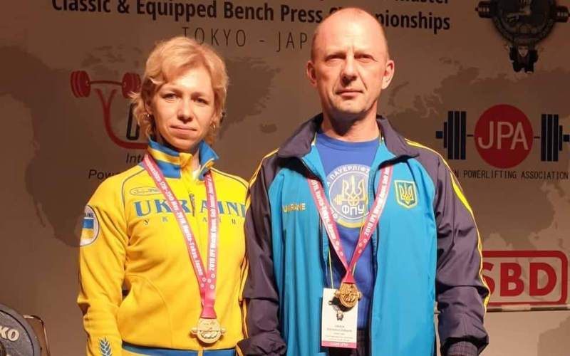 Чемпіоном світу з класичного жиму став харків'янин