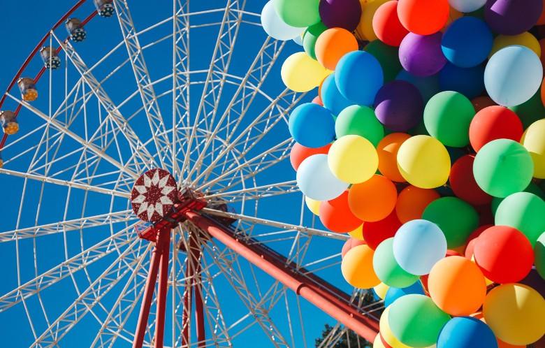 У парку Горького святкуватимуть День Конституції та День молоді