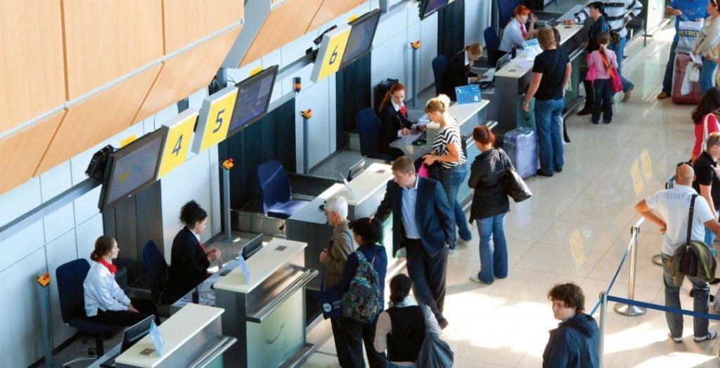 Пасажирський трафік Харківського аеропорту виріс на 40%
