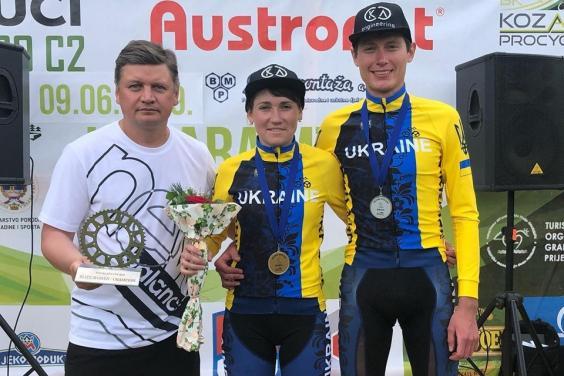 Харків'яни здобули медалі міжнародних перегонів з велоспорту