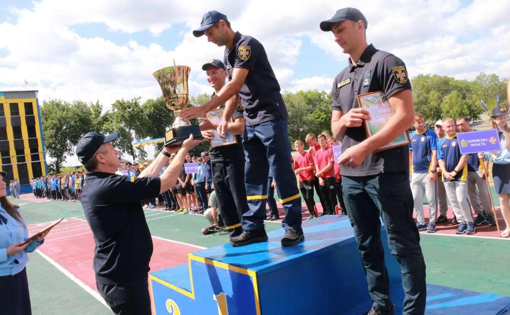 Завершився Чемпіонат України серед рятувальників