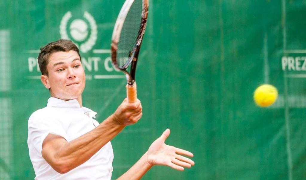 Марат Девятьяров виграв другий парний титул ITF