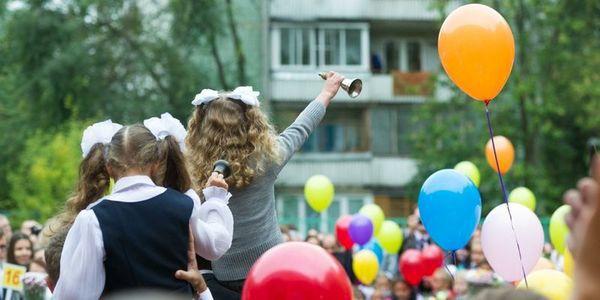 У школах Харкова збільшилась кількість учнів