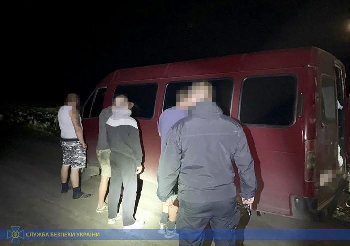 Під Харковом затримали контрабандистів