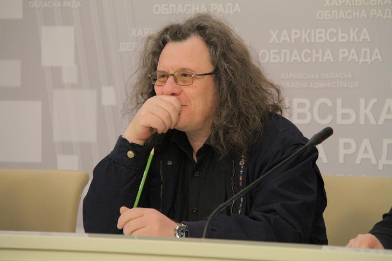 Вийшла нова книга історика кіно Володимира Миславського