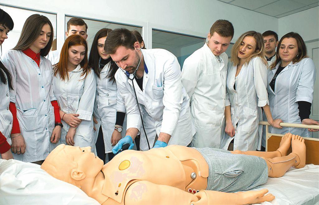 Унікальний центр підготовки медиків відкриють у виші