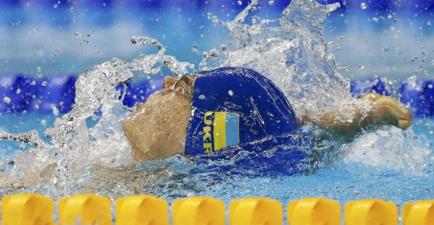 Харківські плавці-паралімпійці стали чемпіонами світу