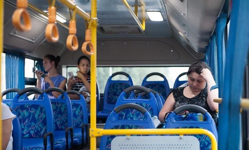 Харків'яни стали менше користуватися міськими автобусами