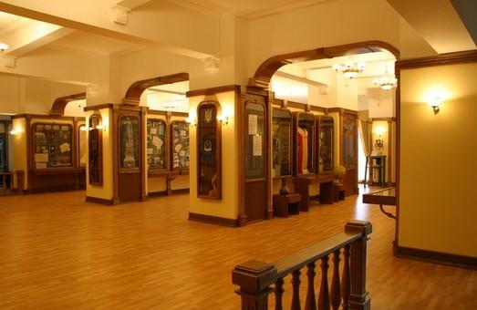 В Музеї історії Каразінського університету відкрилась унікальна виставка