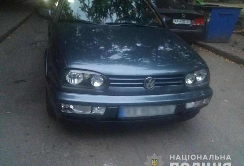 У Харкові водій Volkswagen збив 11-річну дитину