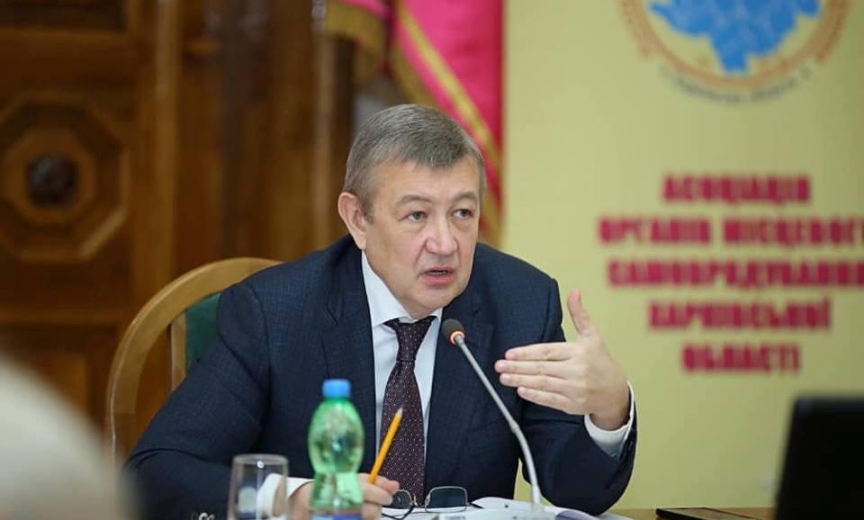 Сергій Чернов презентував работу УАРОР профільному Комітету Верховної Ради