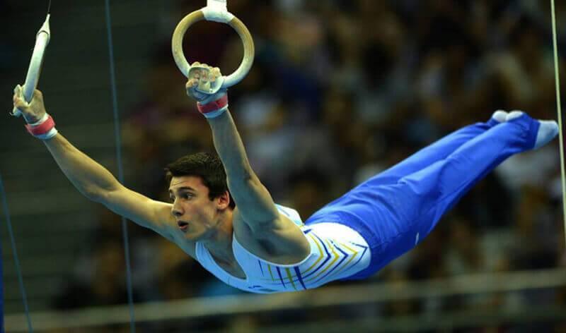 Харківський гімнаст представлятиме Україну на Олімпіаді-2020