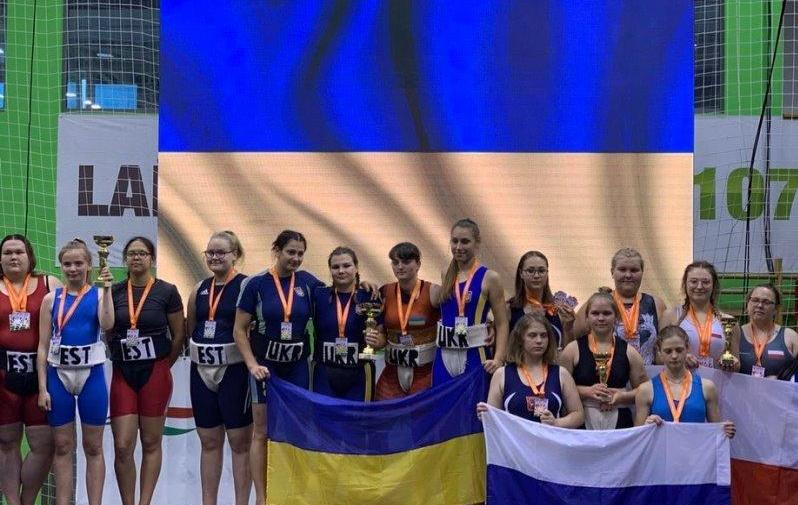Юні сумоїсти вибороли медалі чемпіонату Європи