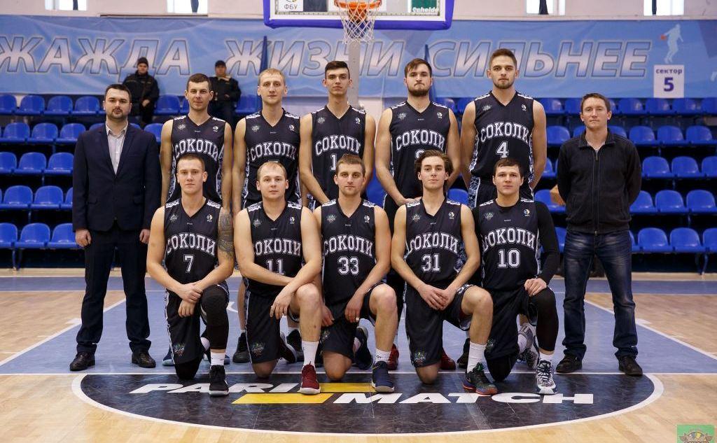 «Харківські Соколи» розпочинають друге коло Суперліги