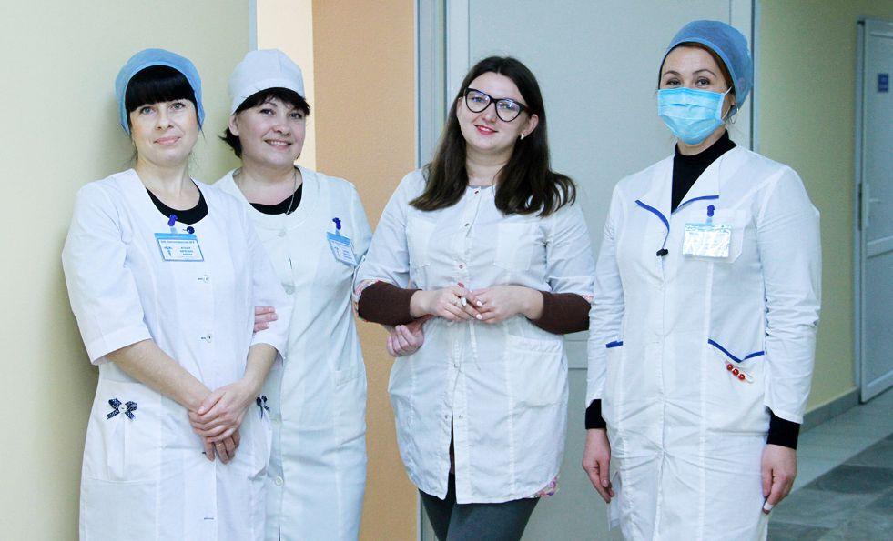 Завершується ремонт інфекційного відділення Красноградської ЦРЛ