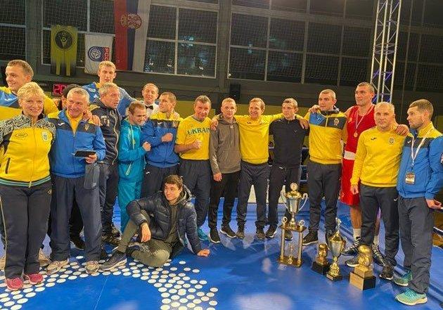 Харківські боксери завоювали нагороди престижного турніру
