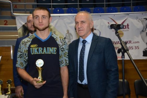 Харків'янин названий кращим тхеквондистом 2019 року