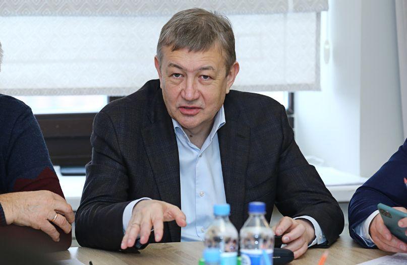 Сергій Чернов: необхідно мінімізувати ризики медичної реформи на Харківщині