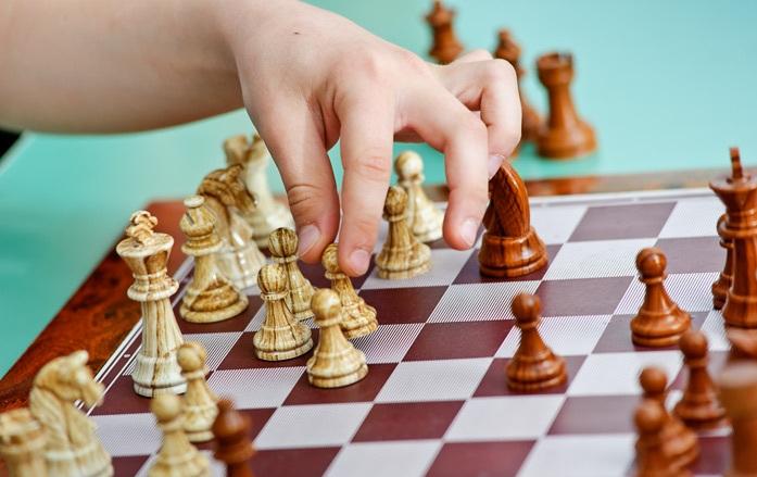 У Харкові пройшов новорічний турнір з шахів для дітей