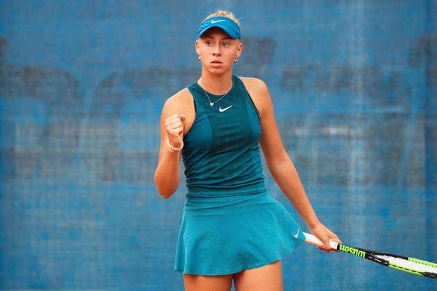 Харківська тенісистка успішно виступила на Australian Open-2020