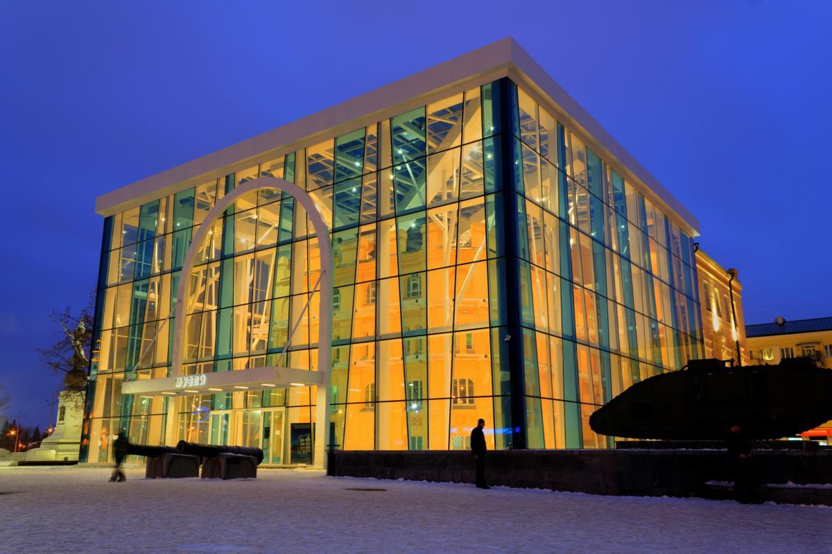 Завтра Історичний музей відсвяткує 100-річчя