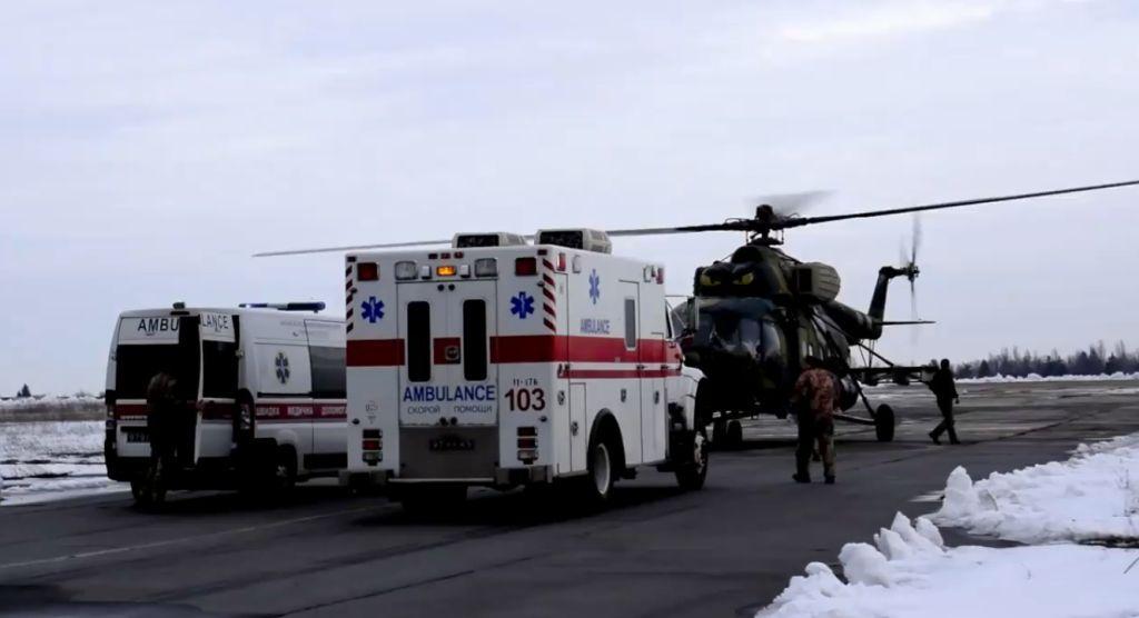 Харківські лікарі прокоментували стан поранених військових