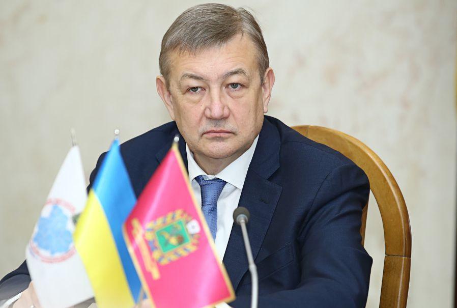 Сергій Чернов опікується питаннями розбудови медичної галузі Харківщини