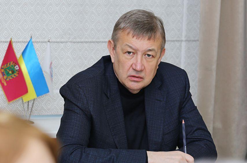 Сергій Чернов: Не повинно бути політичного забарвлення у вирішенні соціально значущих питань